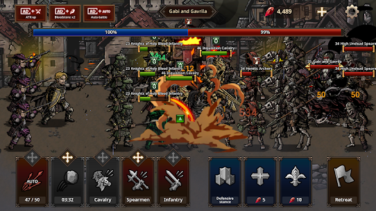King's Blood: The Defense Mod Apk Download For Android 4