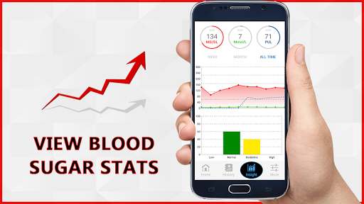 Blood Sugar Check Diary : Glucose Test Log History screenshot 11