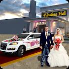 这个新娘豪华轿车城出租车司机包含大量豪华轿车驾驶水平 icon