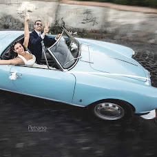 Wedding photographer Carmine Petrano (Irene2011). Photo of 08.07.2017