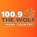 The Wolf 100.9 (WPGI FM) icon
