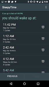 SleepyTime: Bedtime Calculator v2.0.13