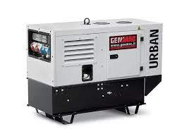 Genmac Elverk Urban-rent G15000KS-M5