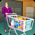 Super Market Atm Machine Simulator: Shopping Mall apk