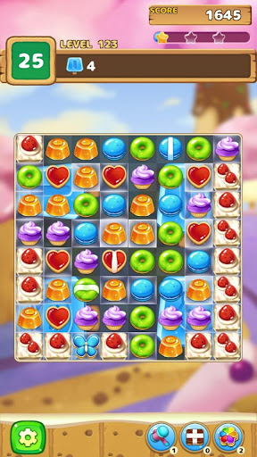 Sugar POP - Sweet Puzzle Game 1.2.6 screenshots 3