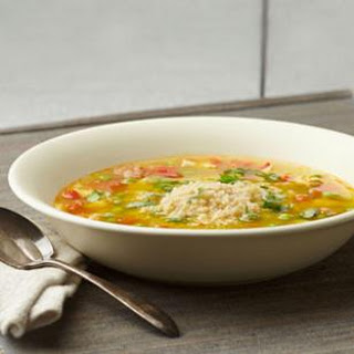 Couscous Paella Soup for Two