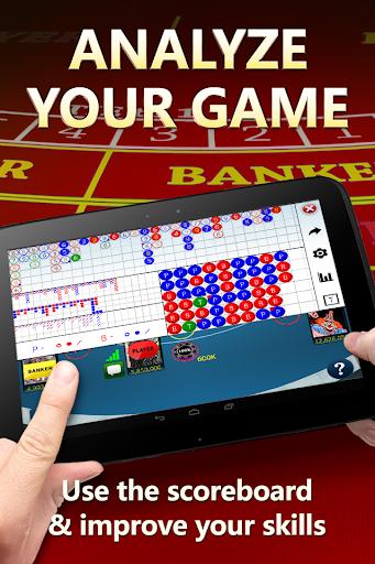 Baccarat Online 3D Free Casino 3.5.0 screenshots 4