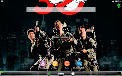 XPERIA™ Ghostbusters Theme- screenshot thumbnail