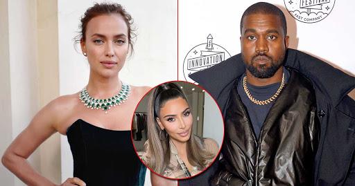 Kanye West Always Had A Thing For Irina Shayk, Didn't Take Long To Move On Post Kim Kardashian Split?
