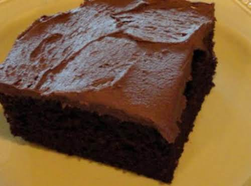 "Dragonfly Dark Chocolate Cake ""I made it this weekend and it was a..."