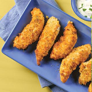 Panko-Ranch Chicken Strips Recipe