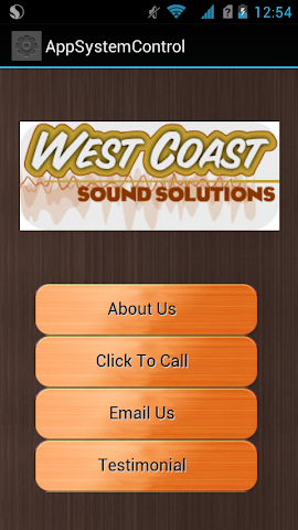 android Sound Solutions Screenshot 0