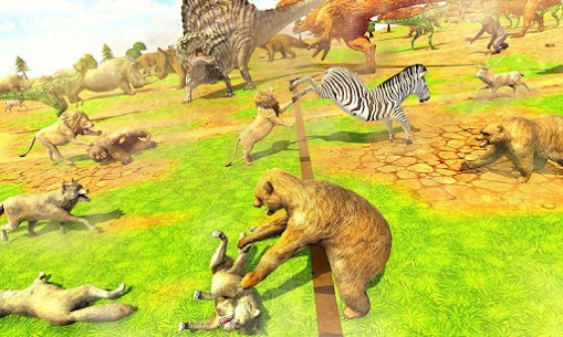 Wild Animals Kingdom Battle 4