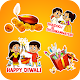 Diwali stickers for WhatsApp : WAStickerApps Download on Windows