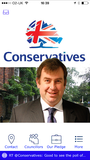 The Conservative Party Denham