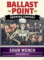 Logo of Ballast Point Sour Wench