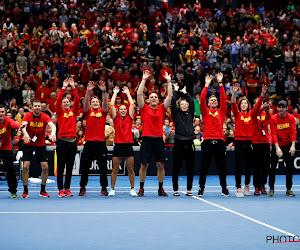Na zege tegen Kazakhstan kent België nu eerste tegenstanders in finaleweek Fed Cup