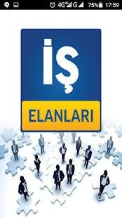 İş Elanları - náhled