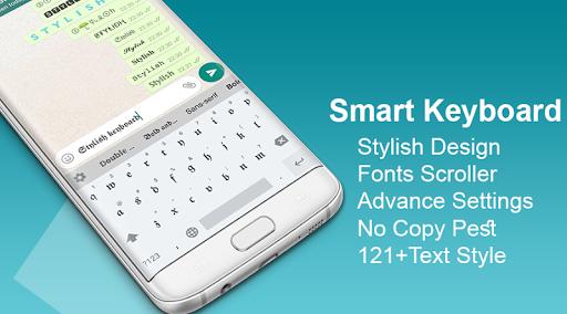 Stylish Keyboard screenshot 1