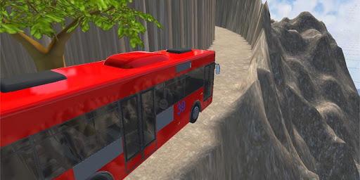 Hill Bus Driving screenshot 4