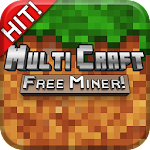 ► MultiCraft ― Free Miner!  icon