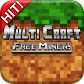 ? MultiCraft ? Free Miner! Icon