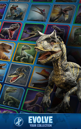 Jurassic World Alive screenshots 22