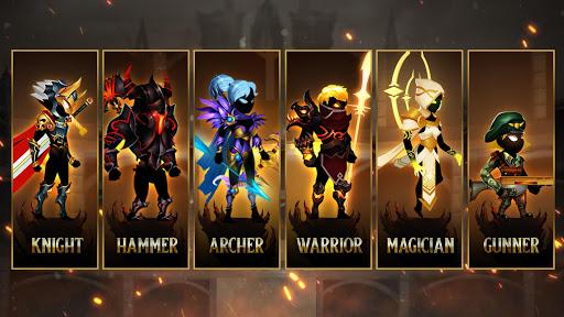 Stickman Legends: Shadow Of War Fighting Games screenshot 8
