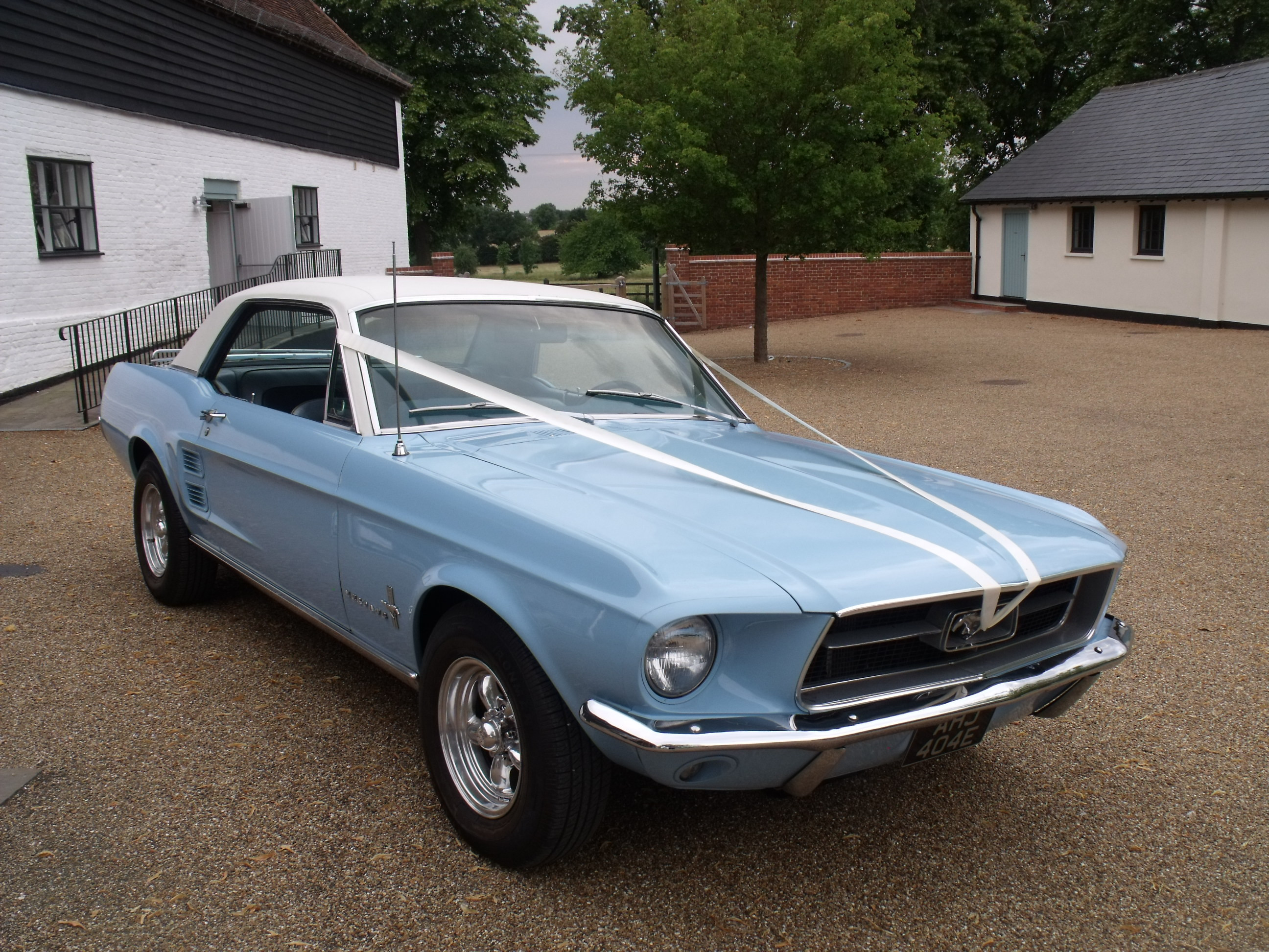 Ford Mustang Hire Royston