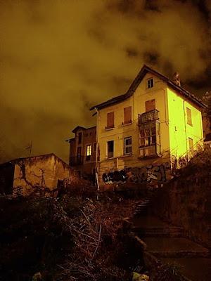 Vecchia casa a Santander di pelleas