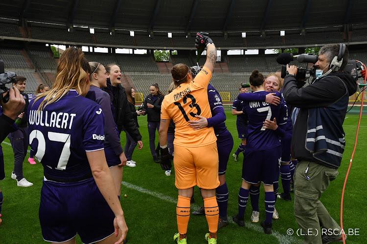 Anderlecht Vrouwen