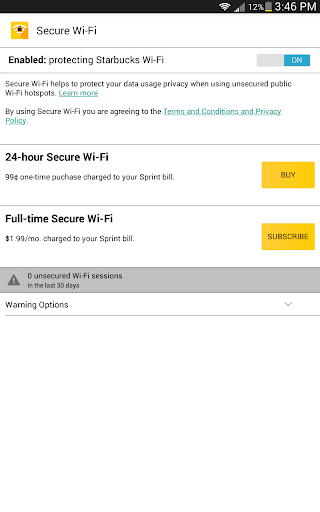 Secure WiFi for PC