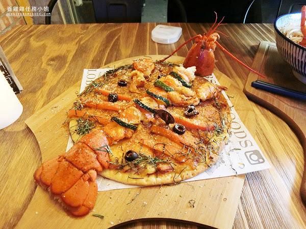 台北龍蝦料理推薦【龍波斯特】比日本更好吃的龍蝦三明治在台北!No.1的龍蝦料理!大推