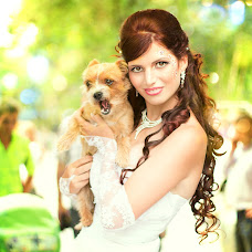 Wedding photographer Yuliya Andrienko (kamchatka). Photo of 14.07.2014