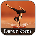 Dance Steps Videos icon