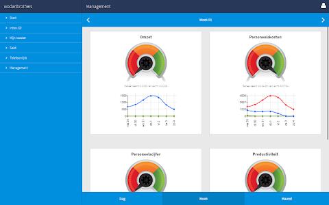 Dyflexis Planning screenshot 5