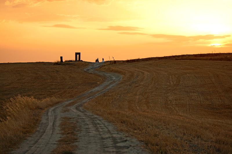 Matrimono al tramonto di Lippa