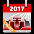 Racing Calendar 2017 DONATION