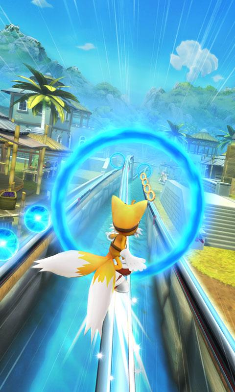 Sonic Dash 2: Sonic Boom screenshot #5