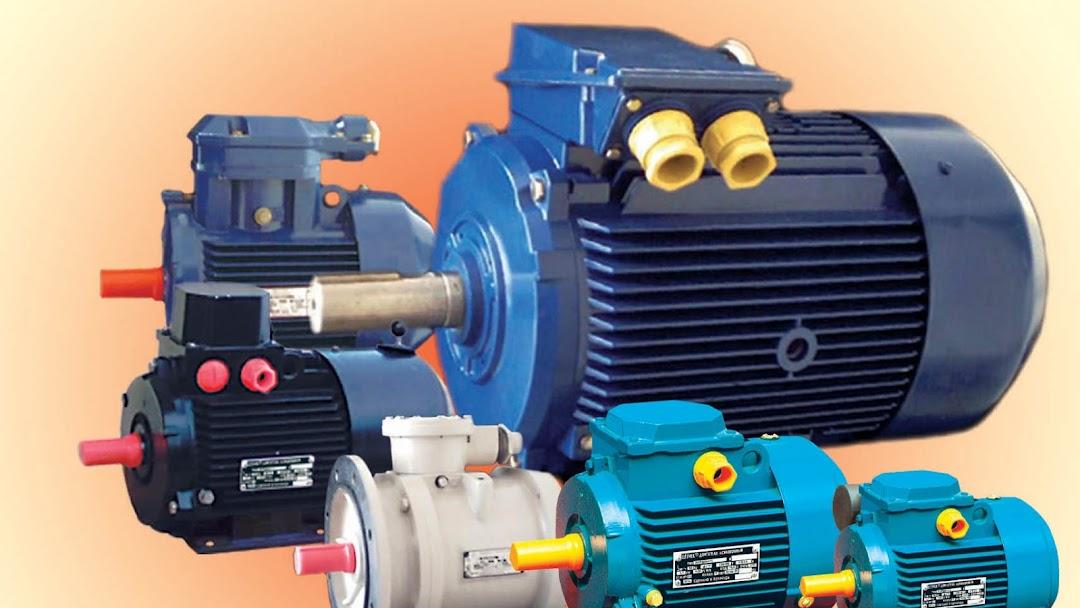 Перемотка ремонт електродвигунів - Ремонт Электродвигателей (Киев) 3975ab0b7d4f3