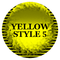 Yellow Icon Pack Style 5 ✨Free✨ icon