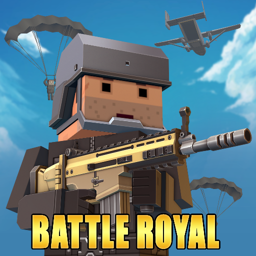 URB: Last Pixels Battle Royale - Apps on Google Play