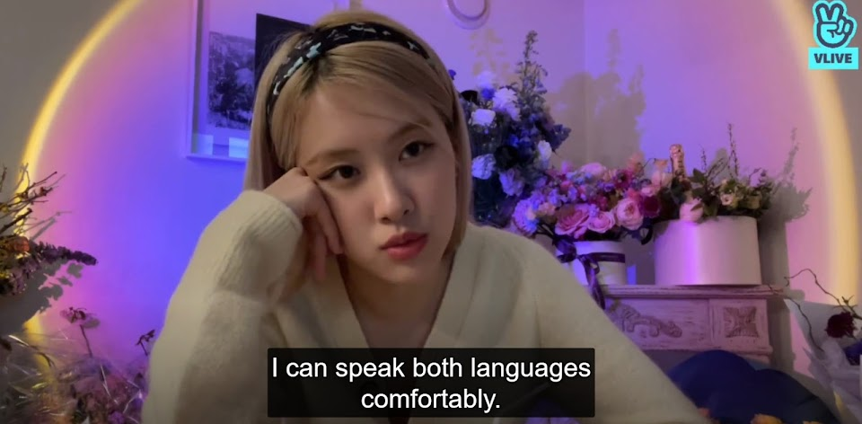 rose speak