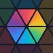 ブロック!三角形パズル:タングラム