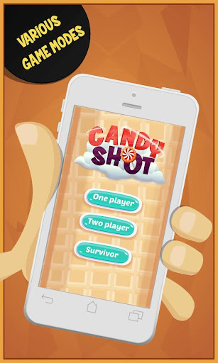 King Of Candy : Candy Shot
