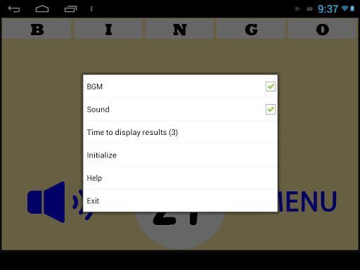 BingoMachine byNSDev for Android apk 6