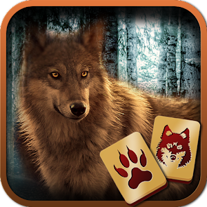 Hidden Mahjong: Wolves for PC and MAC