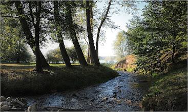 Photo: Arrivée du Laudot dans le Lac (12|20|32)