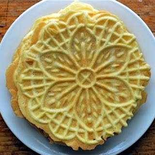 Pizzelle Desserts Recipes