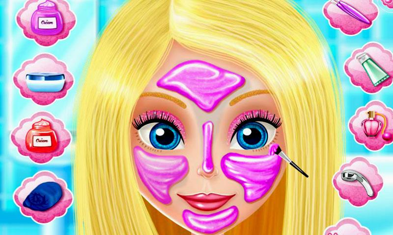 Lucy Crazy Makeover Spa- screenshot